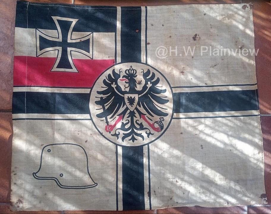 Drapeau Non Officiel Veteran WW1 20200813