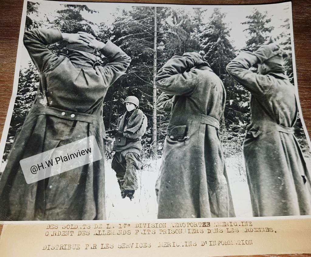 Enorme lot de Photos de Presses  US / Canada/ UK en Europe et Asie 1944/45 !!! 20210315
