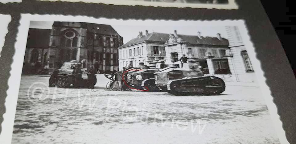 Album Photos WH - L'Invasion Allemande 1940 ! 56592010