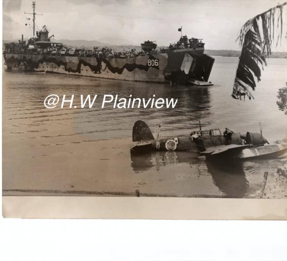 Enorme lot de Photos de Presses  US / Canada/ UK en Europe et Asie 1944/45 !!! Image_19