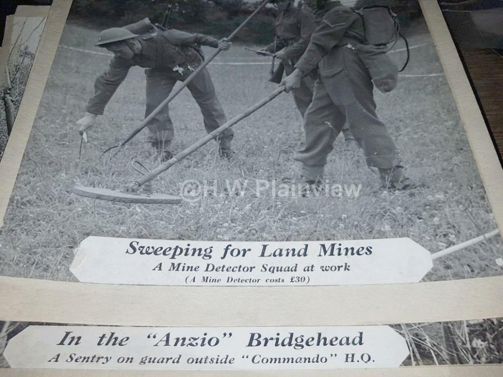 Enorme lot de Photos de Presses  US / Canada/ UK en Europe et Asie 1944/45 !!! Image_45