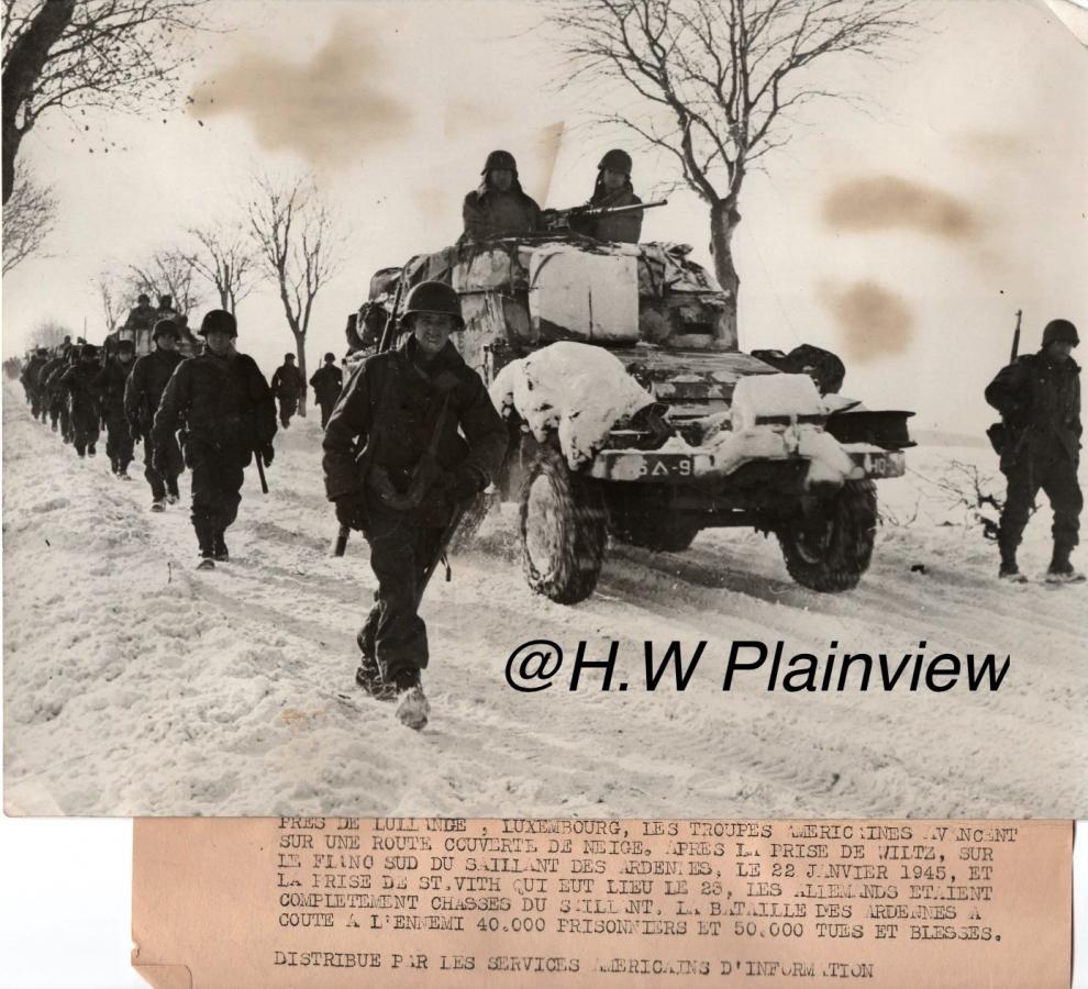 Enorme lot de Photos de Presses  US / Canada/ UK en Europe et Asie 1944/45 !!! Image_49