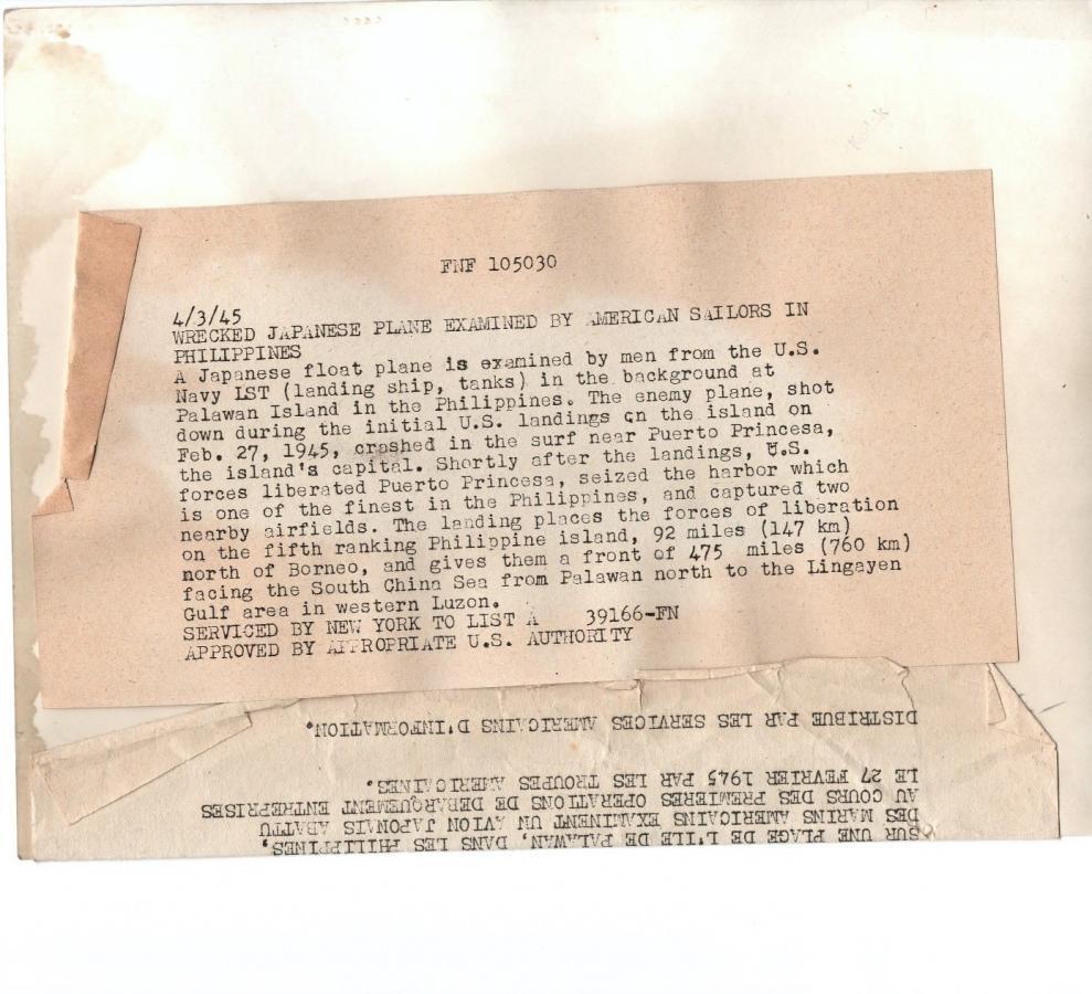 Enorme lot de Photos de Presses  US / Canada/ UK en Europe et Asie 1944/45 !!! Image_50