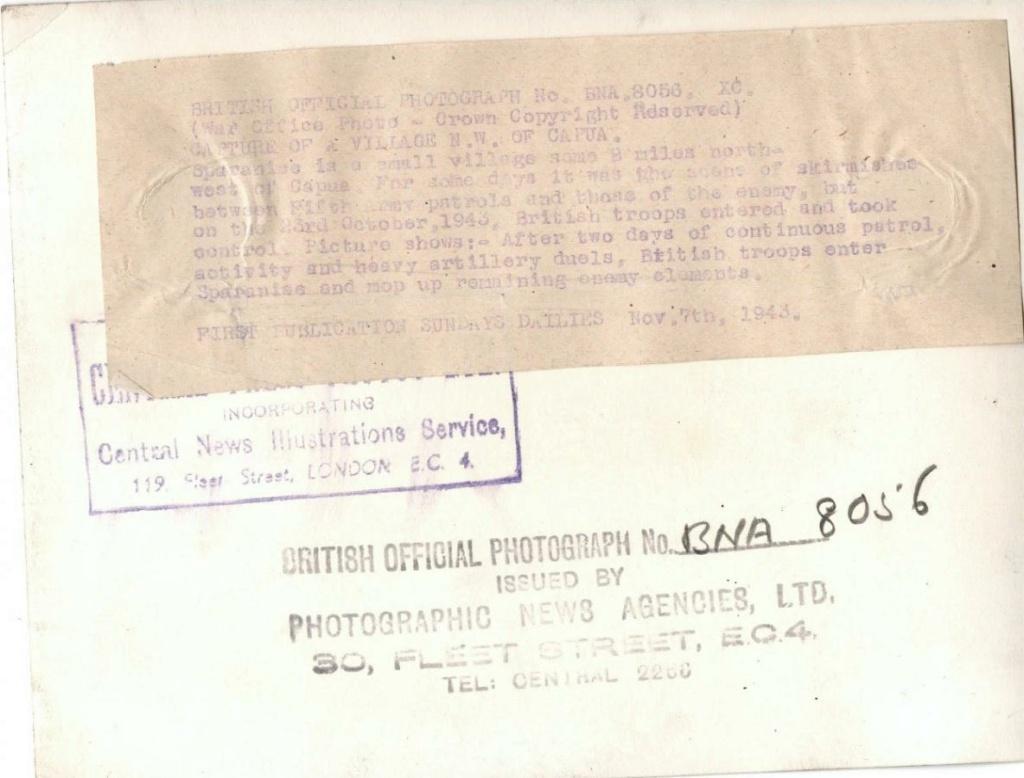 Enorme lot de Photos de Presses  US / Canada/ UK en Europe et Asie 1944/45 !!! Image_51