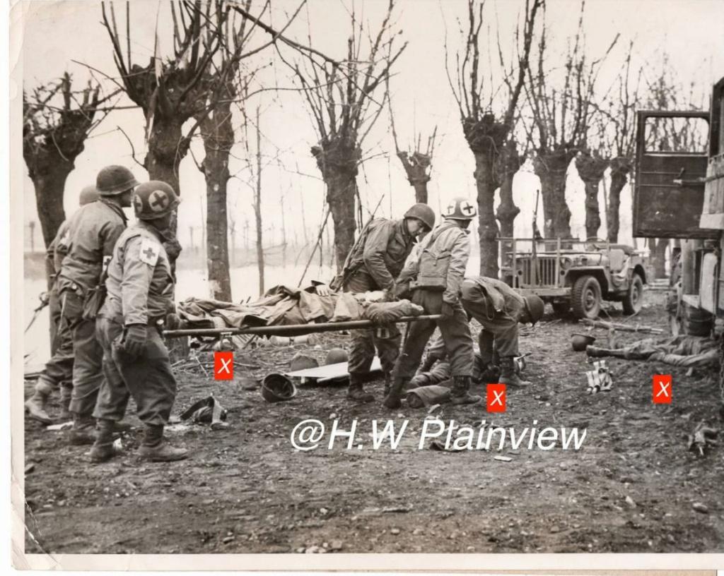 Enorme lot de Photos de Presses  US / Canada/ UK en Europe et Asie 1944/45 !!! Image_55