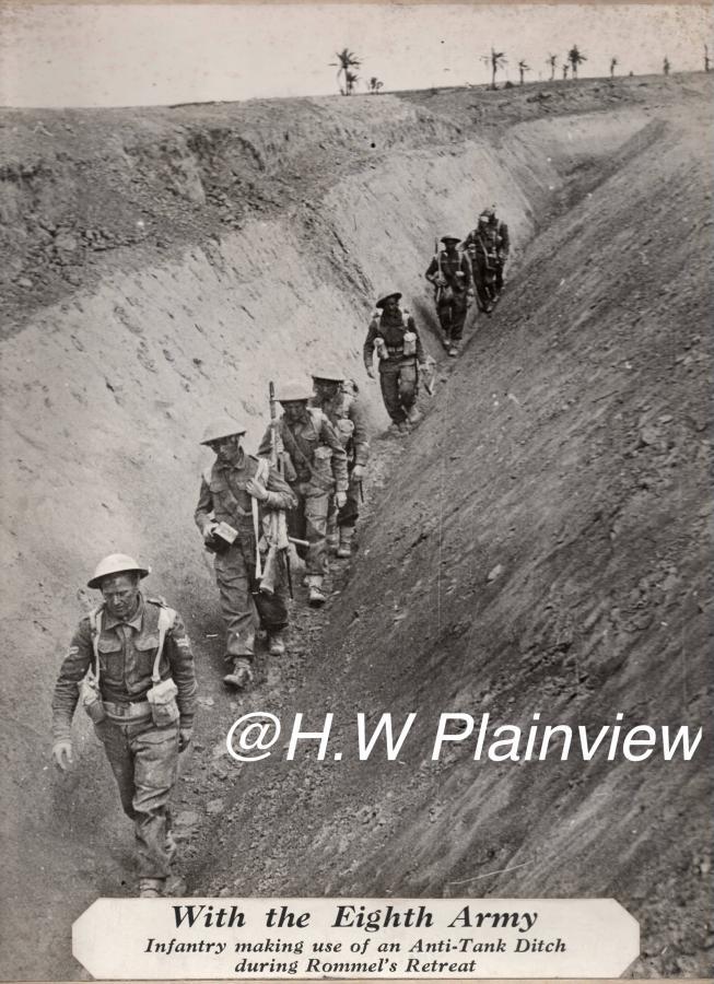 Enorme lot de Photos de Presses  US / Canada/ UK en Europe et Asie 1944/45 !!! Image_63