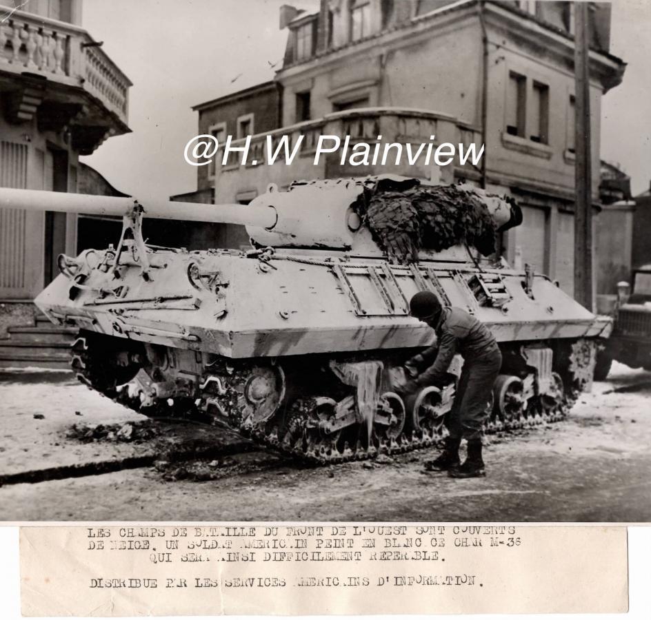 Enorme lot de Photos de Presses  US / Canada/ UK en Europe et Asie 1944/45 !!! Image_64