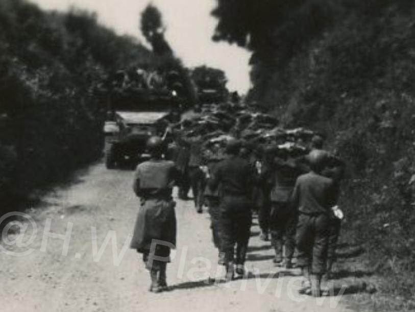 Photos : US 66Th Armored Regiment en Normandie Juillet 1944. Img00311