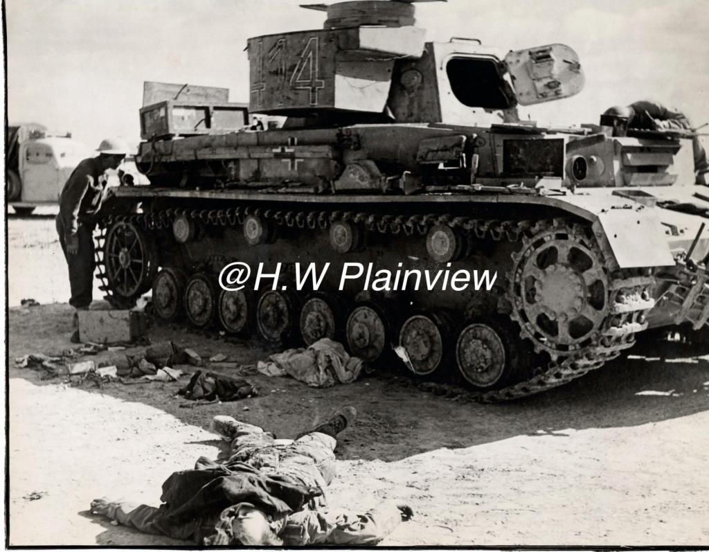 Enorme lot de Photos de Presses  US / Canada/ UK en Europe et Asie 1944/45 !!! Lybia_10