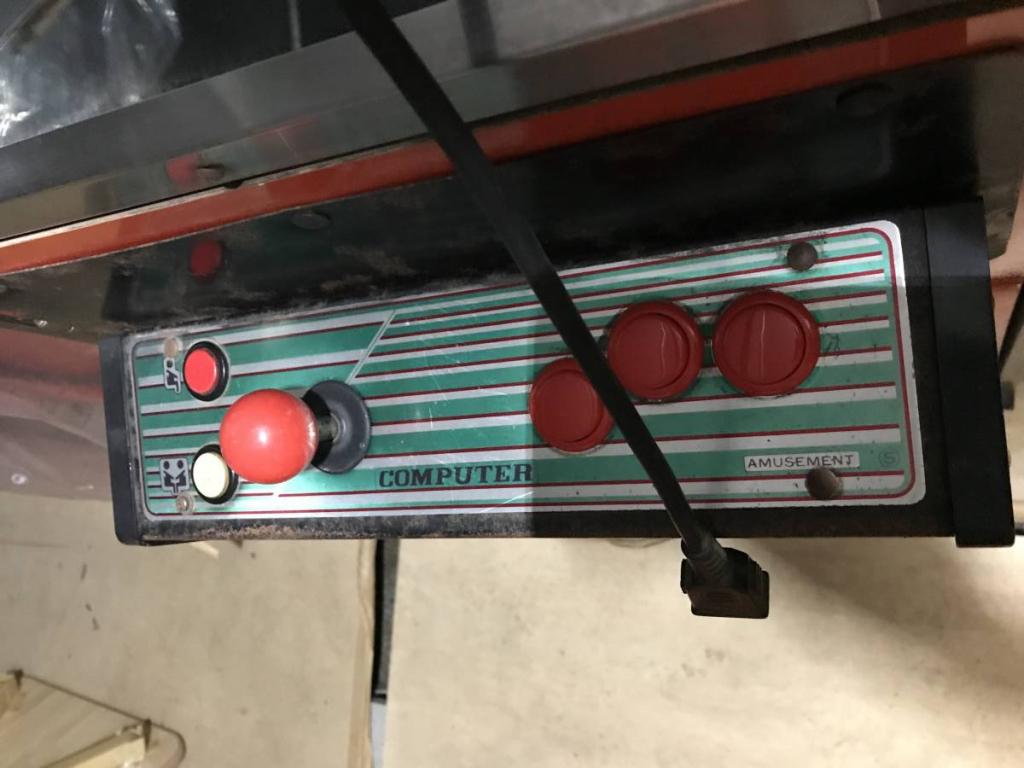 [DIY] 4ème projet: Mini Arcade Candy Dagashiya Cabinet (100%) 0110