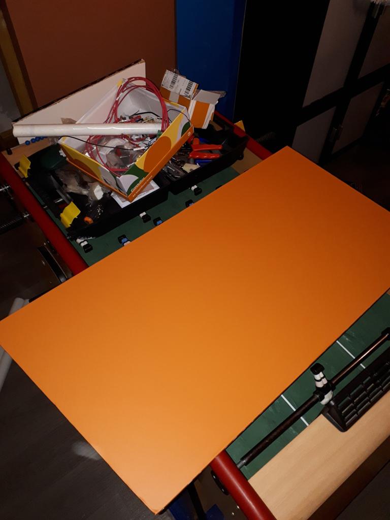 [DIY] 4ème projet: Mini Arcade Candy Dagashiya Cabinet (100%) 0710
