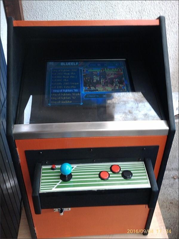 [DIY] Panel Neo-Geo homemade 10160910