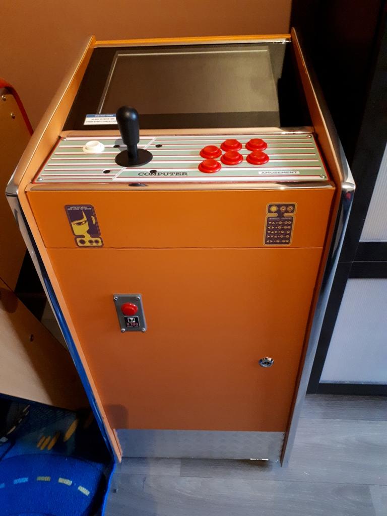 [DIY] 4ème projet: Mini Arcade Candy Dagashiya Cabinet (100%) 18_110