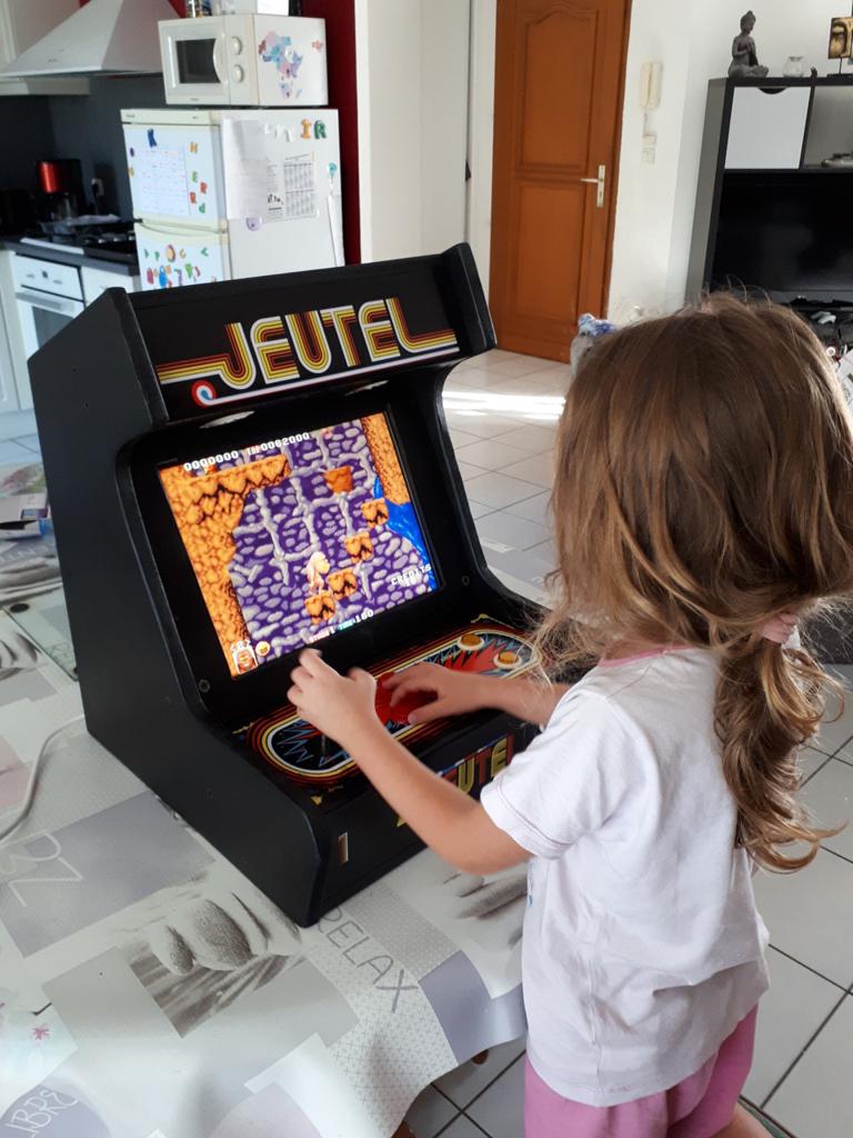 [DIY] Panel Neo-Geo homemade 20190811