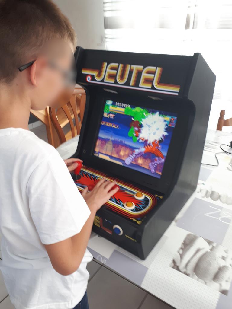 [DIY] Panel Neo-Geo homemade 20190812