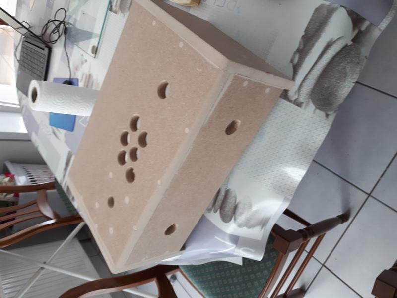 [DIY] Panel Neo-Geo homemade 20190915