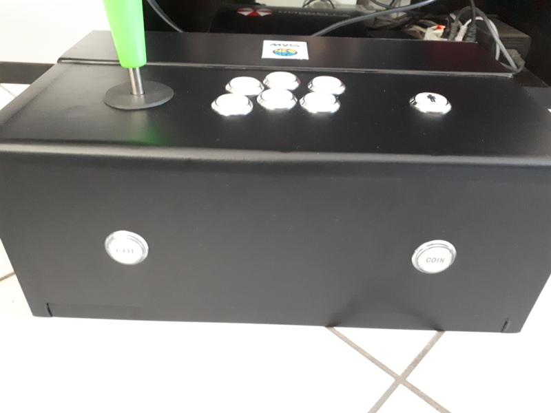 [DIY] Panel Neo-Geo homemade 20191011