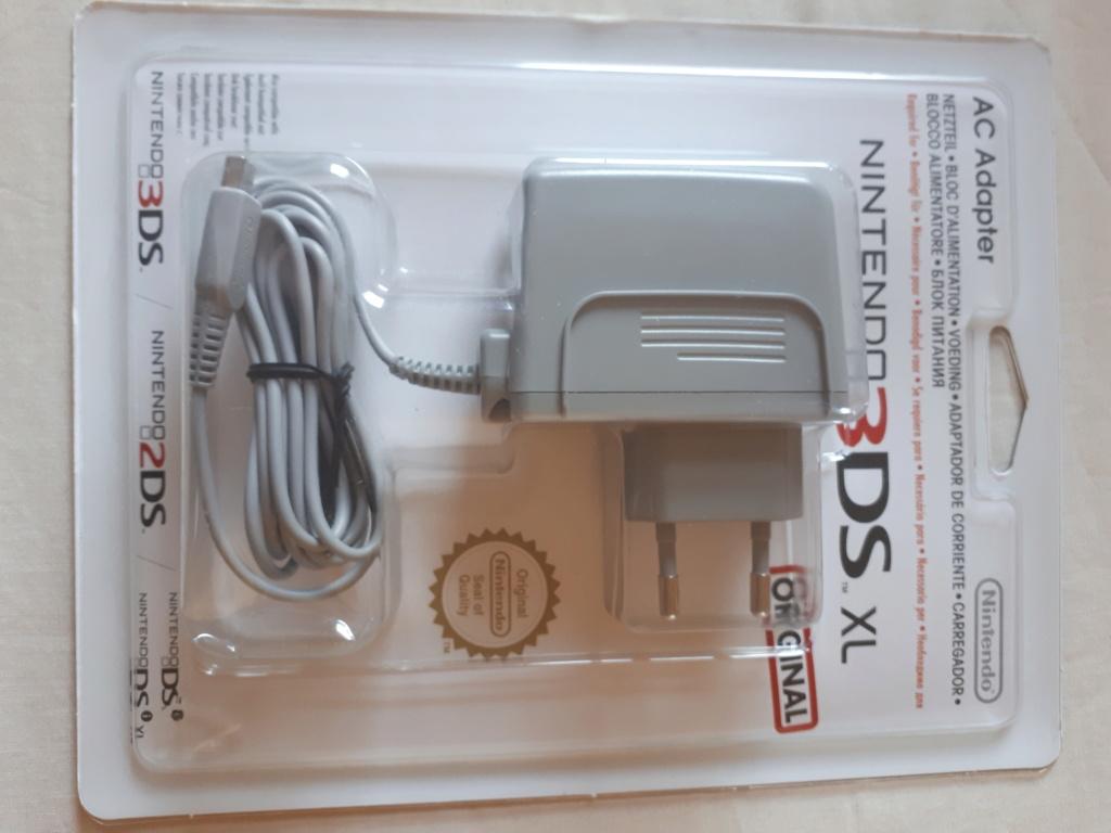 Connecteurs de charge 2DS et DSi XL identiques ? 20200819