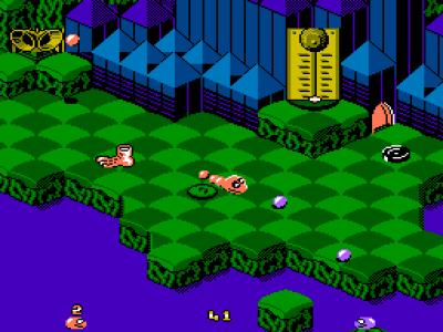 les jeux en 3d isométrique  Snake-10