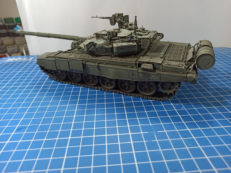 T-90A 1/35 [Meng ES-005] - Page 3 0115