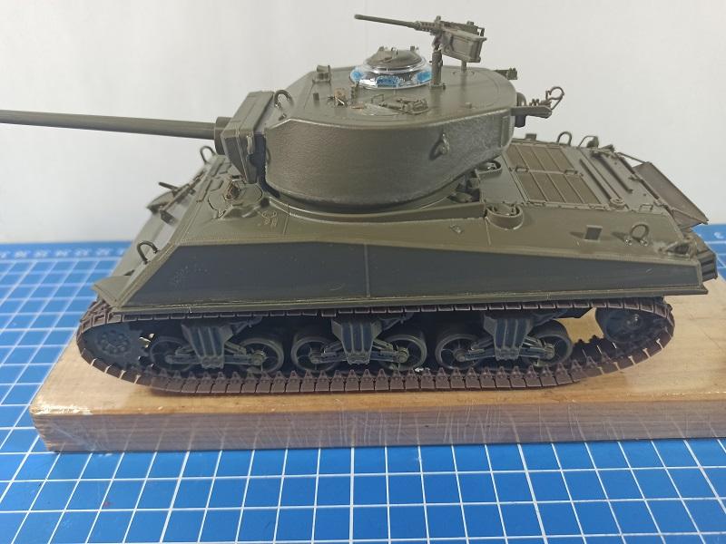 [Terminé] M4A3E2 Sherman 'Jumbo' [Tasca 35-021] - 1/35 - Page 2 0132