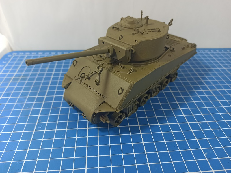 [Terminé] M4A3E2 Sherman 'Jumbo' [Tasca 35-021] - 1/35 - Page 3 0133