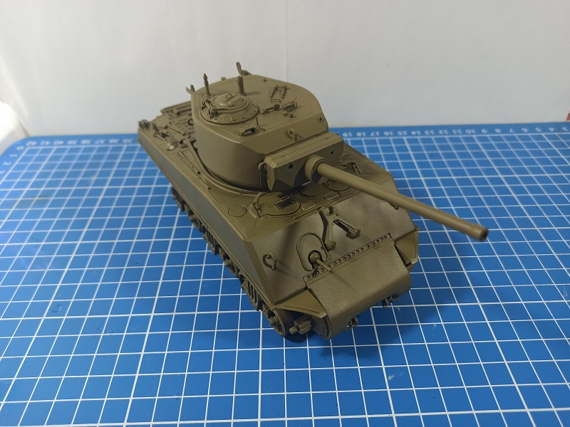 [Terminé] M4A3E2 Sherman 'Jumbo' [Tasca 35-021] - 1/35 - Page 3 0234