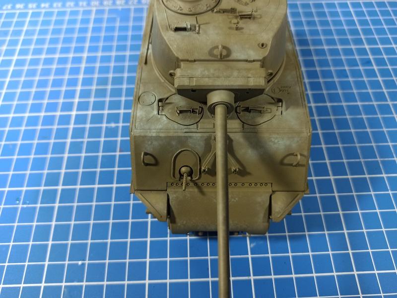 [Terminé] M4A3E2 Sherman 'Jumbo' [Tasca 35-021] - 1/35 - Page 3 0236