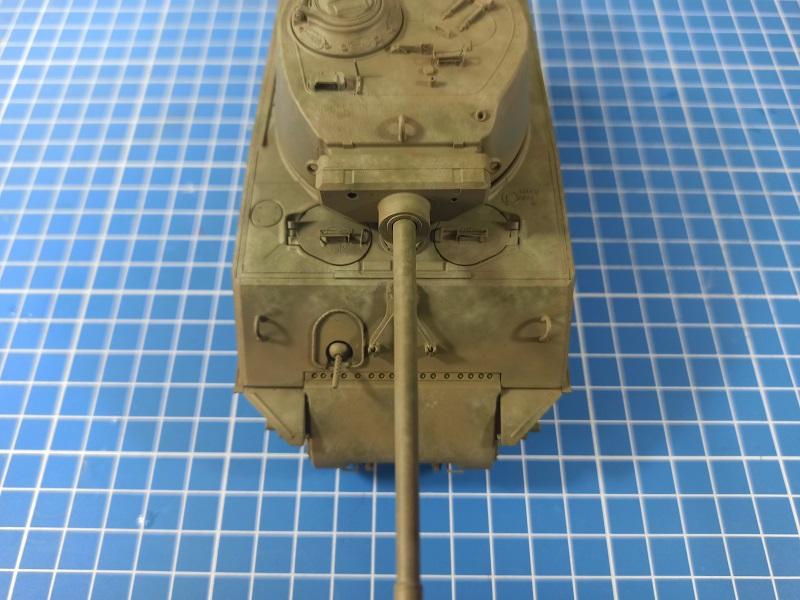 [Terminé] M4A3E2 Sherman 'Jumbo' [Tasca 35-021] - 1/35 - Page 4 0237