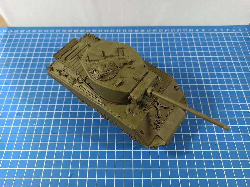 [Terminé] M4A3E2 Sherman 'Jumbo' [Tasca 35-021] - 1/35 - Page 4 0238