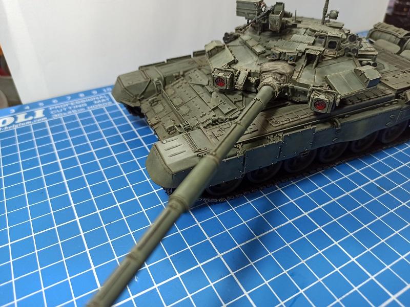 T-90A 1/35 [Meng ES-005] - Page 3 0315