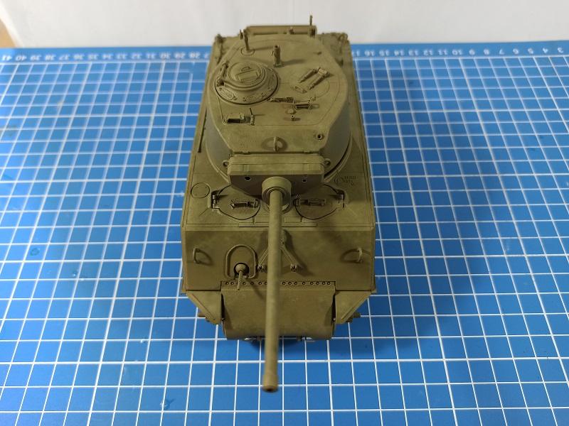 [Terminé] M4A3E2 Sherman 'Jumbo' [Tasca 35-021] - 1/35 - Page 4 0336