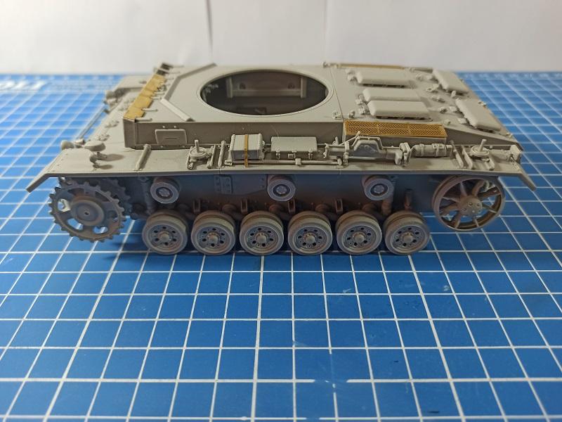 Pz.Kpfw.III Ausf.J [Dragon-6394] 0344