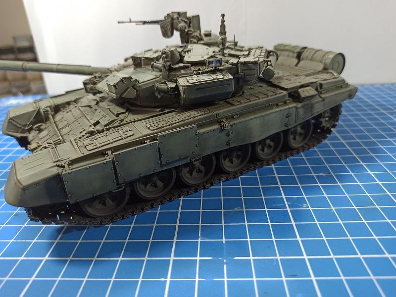 T-90A 1/35 [Meng ES-005] - Page 3 0415