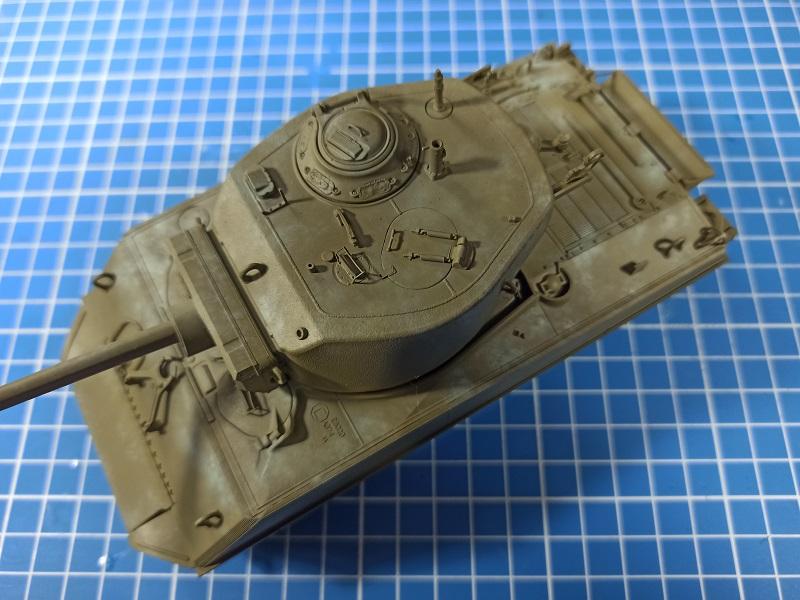[Terminé] M4A3E2 Sherman 'Jumbo' [Tasca 35-021] - 1/35 - Page 3 0428