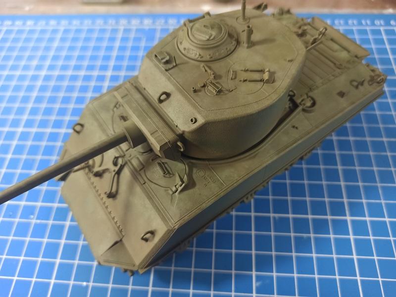 [Terminé] M4A3E2 Sherman 'Jumbo' [Tasca 35-021] - 1/35 - Page 4 0522