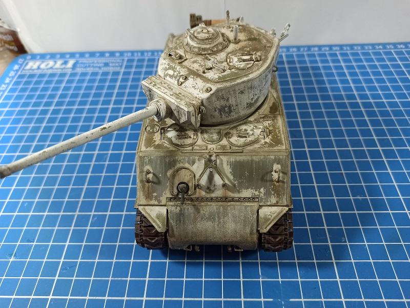 [Terminé] M4A3E2 Sherman 'Jumbo' [Tasca 35-021] - 1/35 - Page 7 0526