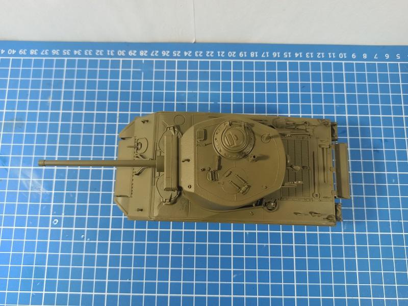 [Terminé] M4A3E2 Sherman 'Jumbo' [Tasca 35-021] - 1/35 - Page 3 0617