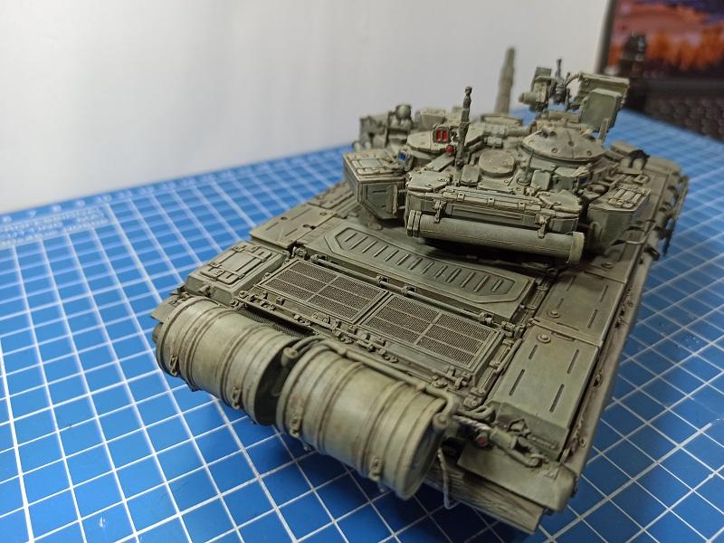 T-90A 1/35 [Meng ES-005] - Page 3 0712