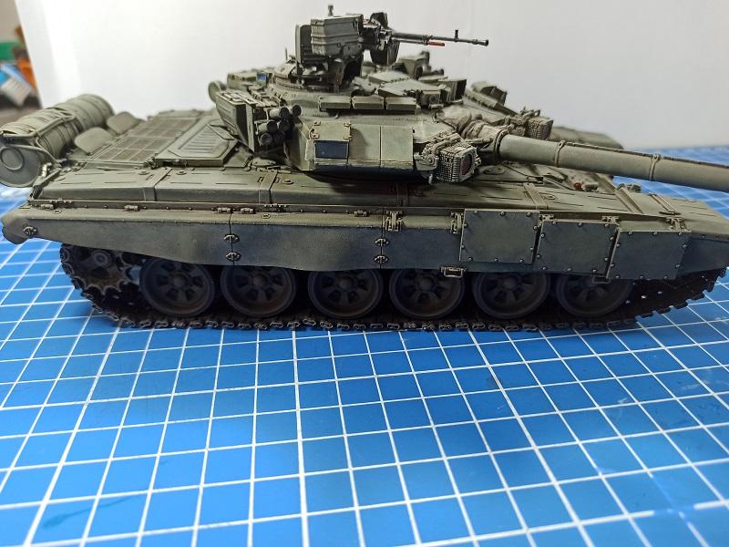 T-90A 1/35 [Meng ES-005] - Page 3 0910