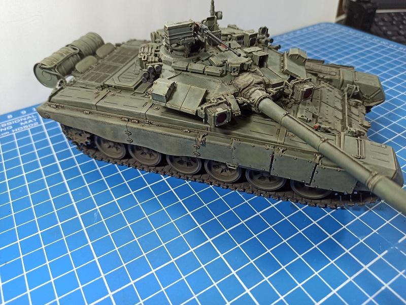 T-90A 1/35 [Meng ES-005] - Page 3 1010