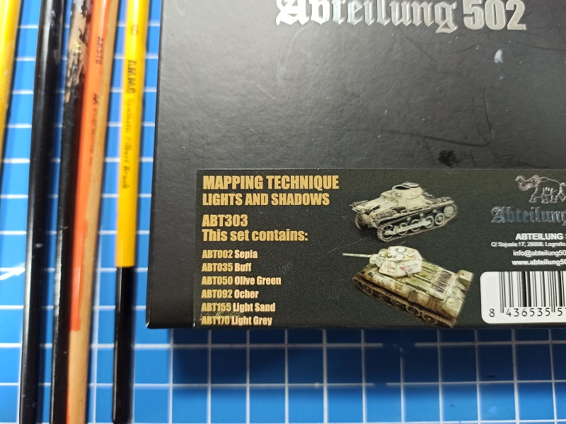 T-90A 1/35 [Meng ES-005] - Page 3 Img_2063