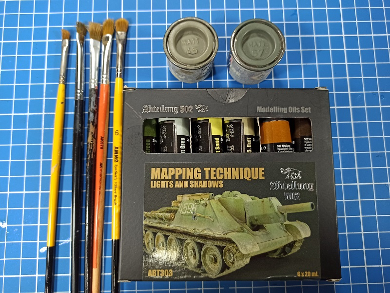 T-90A 1/35 [Meng ES-005] - Page 3 Img_2064