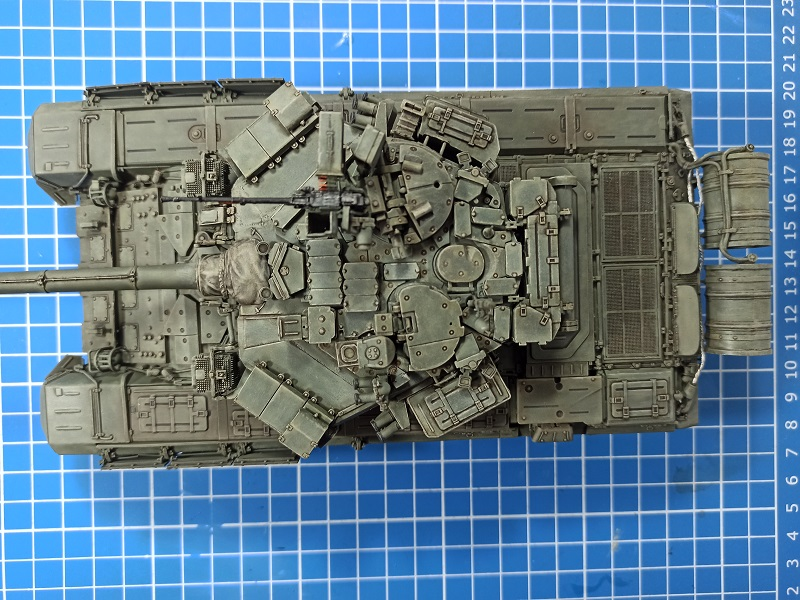 T-90A 1/35 [Meng ES-005] - Page 3 Img_2066