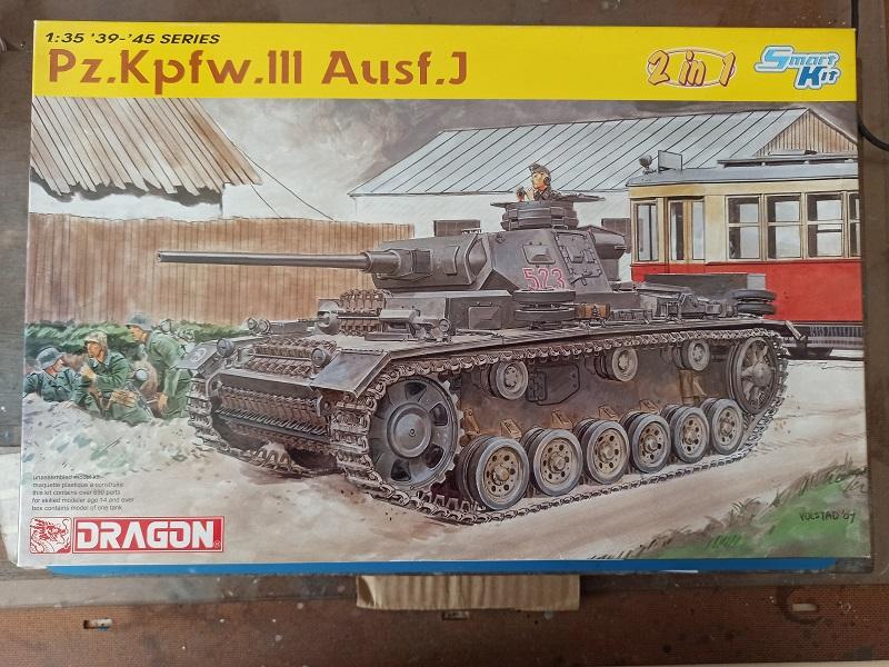 Pz.Kpfw.III Ausf.J [Dragon-6394] Img_2090