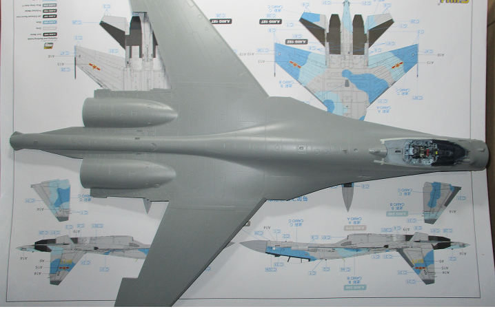 Su-35S 1/48 [GWH S4810] - Page 2 Ok10