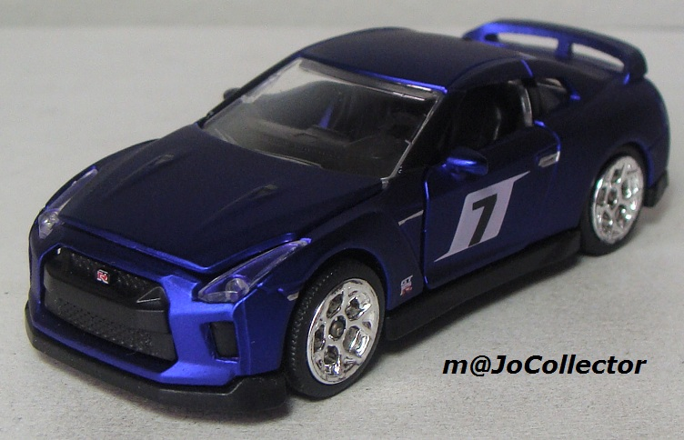 N°214G NISSAN GT-R DELUXE 214_5f10