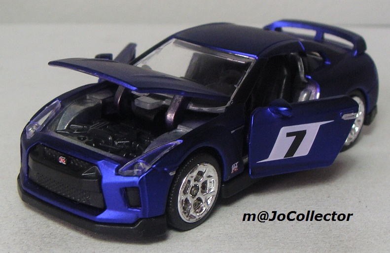N°214G NISSAN GT-R DELUXE 214_5f11