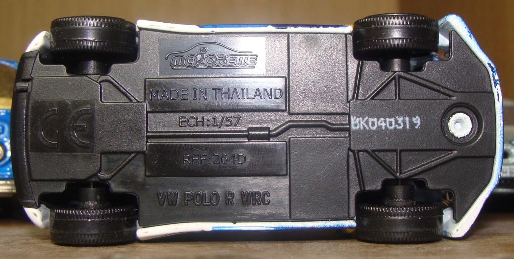 N°264D VOLKSWAGEN POLO R WRC  264_5d12