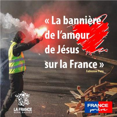 Rap gospel pour la France France10